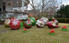 Lovely Large Lawn Ornaments