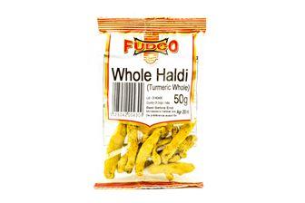 #Fudco Whole #Haldi #Turmeric – 50g