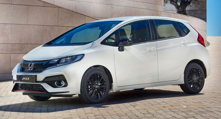 Facelifted Honda Jazz Priced From 14115 In The UK