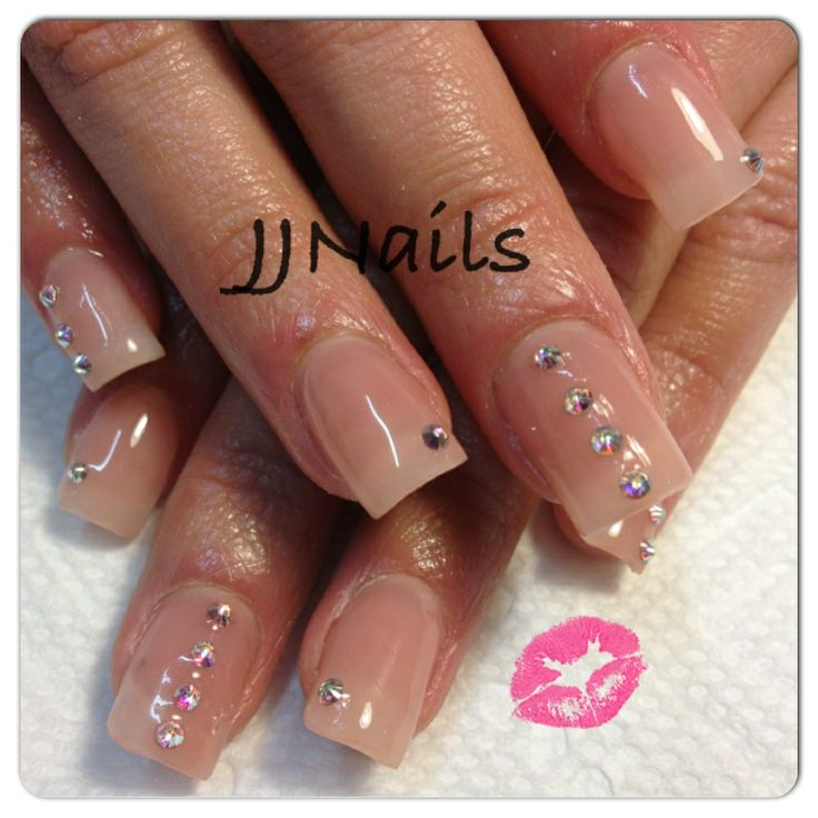 Acrylic nails nude color: Acrylic Nails Nude, Colors, Nail Designs ...: https://www.pinterest.com/pin/540783867728412258