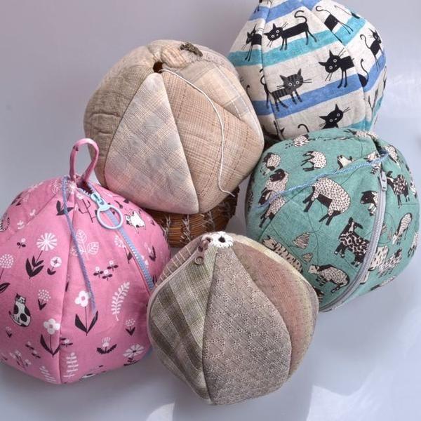 Knitting Yarn Pod - Digital Pattern