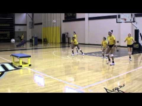 UNC Greensboro-Patrick Nicholas on Serve Receive Rehab--a few things we could use here, even though we don't teach some of the same concepts.