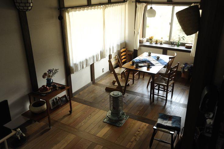 鈴木 修司さん 『四季折々の自然と手仕事のぬくもりに囲まれた、 新しい日本家屋スタイル 』 / INTERVIEWS / LIFECYCLING -IDEE-