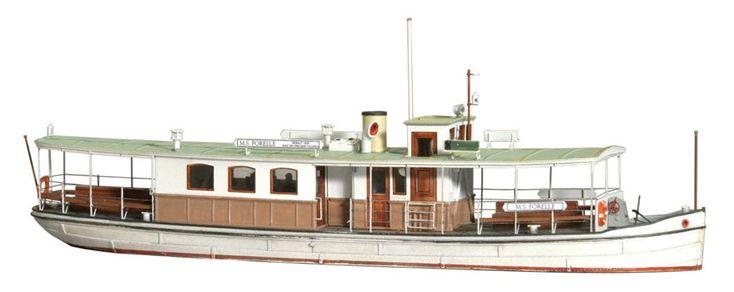 modellbahnshop-lippe.com Artitec 50.125 Passagierschiff