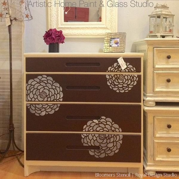 25 best ideas about Furniture Stencil on Pinterest  Multi