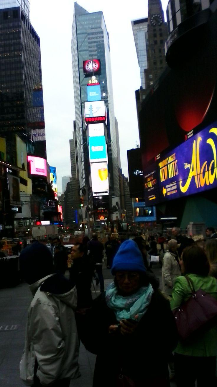 Time Square.