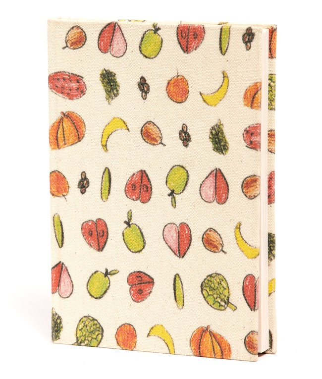 Covered in a unique screen-printed design, this notebook is the perfect place to keep cheeky secrets! Part of our beautiful new TOHE collection, this book is made from nature friendly materials, and hand drawn by a disadvantaged Vietnamese child. 50% of Nana Huchy's orders placed with TOHE go directly back to these children. Tohe products make wonderful gifts because they are more than just a beautiful present. (Or a guilt free purchase for yourself!)
