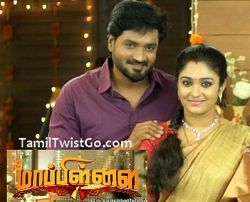 Mappillai 04-07-2017 is a Tamil soap-opera aired on Vijay TV. Maapillai 04/07/2017 starring Senthil Kumar and Sreeja Chandran. As we all might already know Senthil and Sreeja are married in real life which makes this serial more special. Mappillai serial is directed and written by Ramanan Script Works. Source 1 Source 2 Mappillai episode 172 | Vijay TV serial in HD Maapillai 04.07.2017.