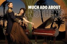 Much Ado About Nothing at The Stratford Festival 2012