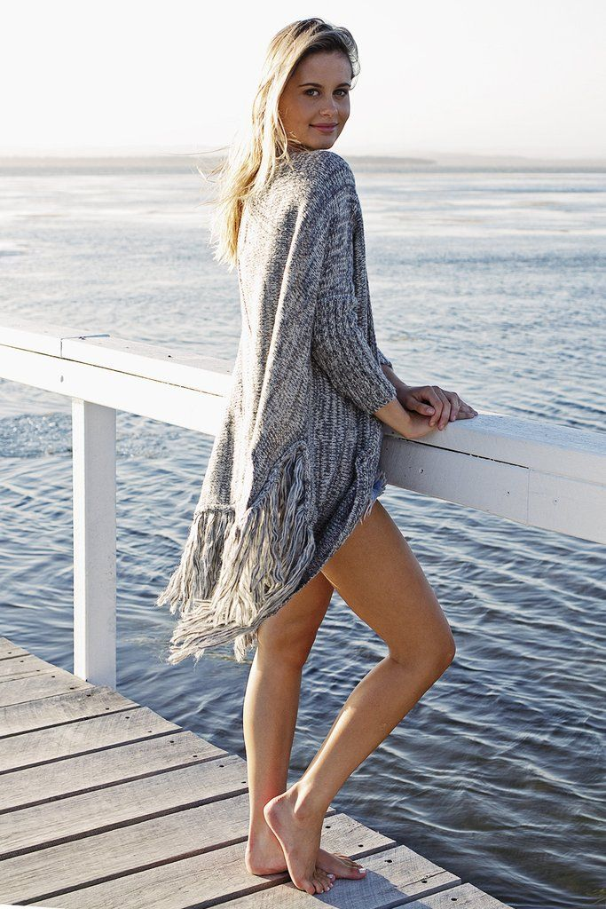 Palm Springs Tassel Cardi. Shop it now at- http://www.her-empire.com/collections/outerwear/products/palm-springs-tassel-cardi