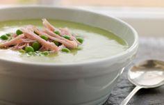 Zupa krem z groszku zielonego Magdy Gessler