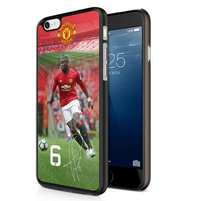 Manchester United 3D iPhone 6 Pogba Cover: Manchester United 3D iPhone 6 Pogba Cover #ManUtdShop #MUFCShop #ManchesterUnitedShop