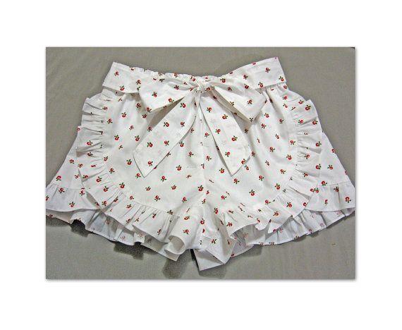 Pantalones cortos patrón de costura las niñas por FelicityPatterns