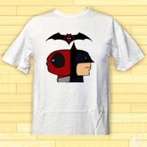 #Batman #vs #Deadpool #T-Shirt #superman #comfortable #look #stylish