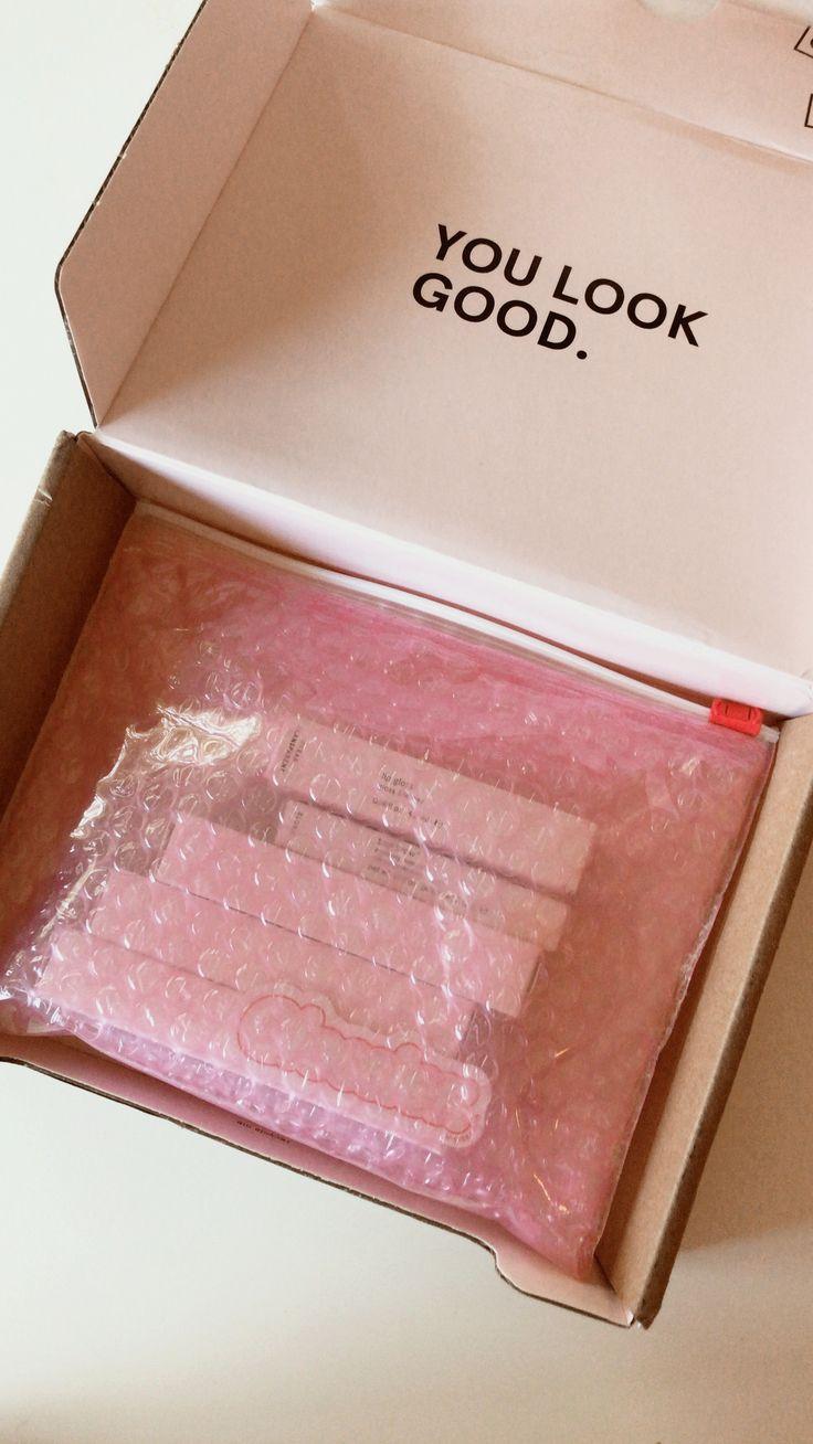 Glossier B E A U T Y Glossier packaging, Glossier