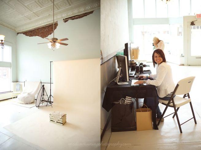 Photography studio. Workshop!  http://www.madisonviningphotography.com/advance-oklahoma-photography-workshop/