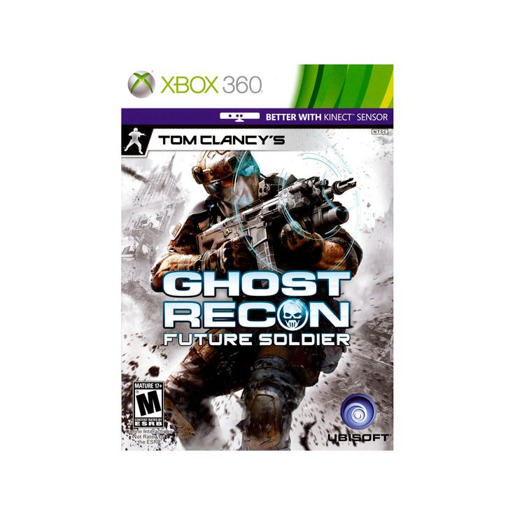 Tom Clancy's Ghost Recon: Future Soldier Pre-Owned Xbox 360
