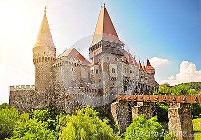 an inception on the story of dracula from the mountain of transylvania Romania: nicole kidman slept here, but dracula did also called dracula's castle though the story is set in virginia and north carolina.