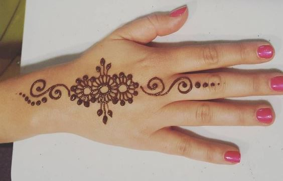 125 Stunning Yet Simple Mehndi Designs For Beginners Easy And Beautiful Mehndi Designs With Images Mehndi Designs For Fingers Henna Tattoo Designs Simple Mehndi Designs For Beginners