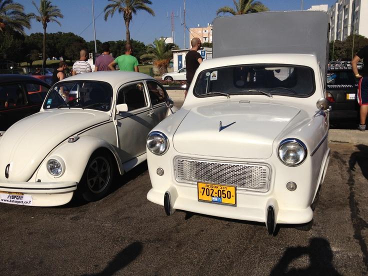 SUSITA - this was the peek of the Israeli motor industry in sixsties.