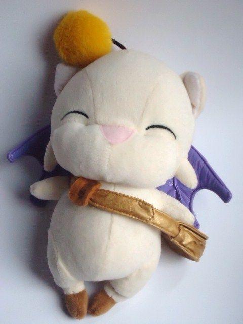Stuffed Animal From Final Fantasy 2004 Final Fantasy Mog