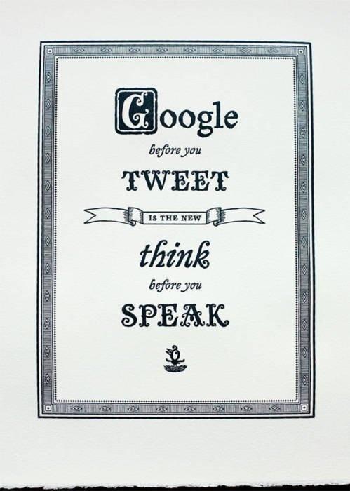 Social Media #Twitter Truth