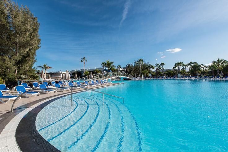 Hotel THB Tropical Island #Lanzarote #holidays #vacaciones #PlayaBlanca #hotel #hotels #hoteles #piscina #pool
