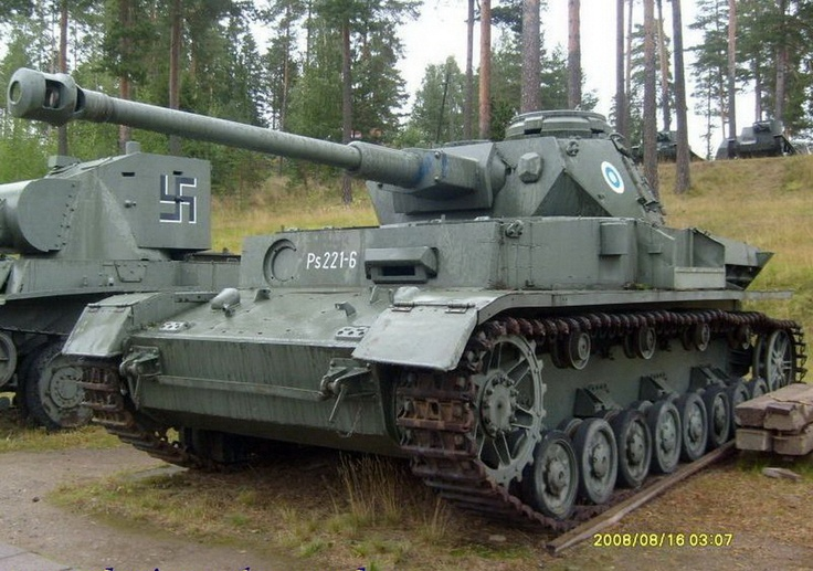 The Panzerkampfwagen IV (Pz.Kpfw. IV) Sd Kfz 161, commonly known as the Panzer IV, was a medium tank developed in Nazi Germany in the late 1930s and used extensively during the Second World War. Its ordnance inventory designation was Sd.Kfz. 161...
