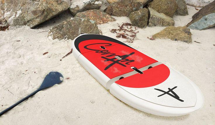 TABLA PADDLE SURF HYDRA UNA TABLA MODULAR Y DESMONTABLE