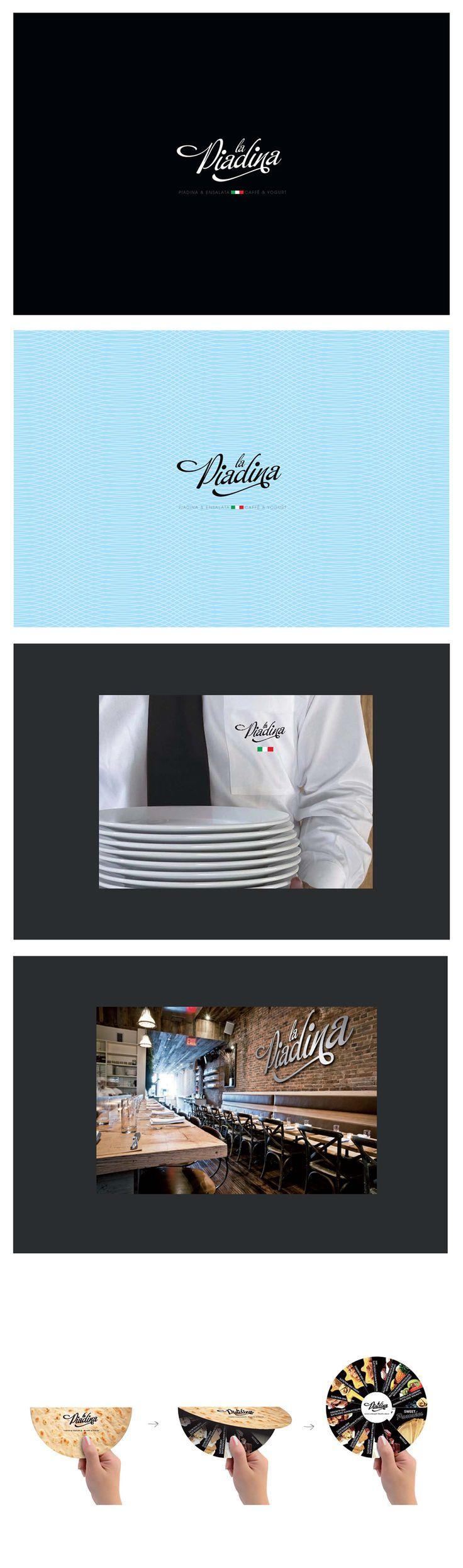 Un nuevo concepto de restaurante italiano necesitaba que todo, desde el logo hasta la carta, fuese realmente original sin dejar de llevarnos al producto.
