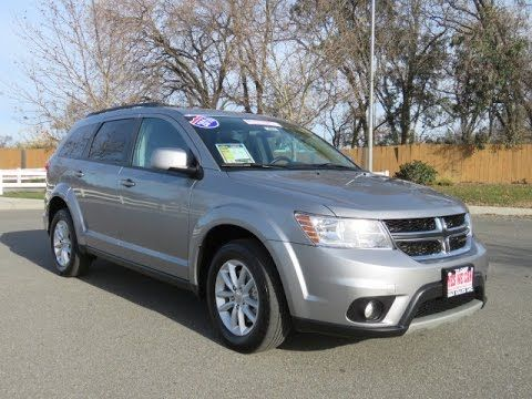 2016  Dodge Journey Used Cars Chico Ca