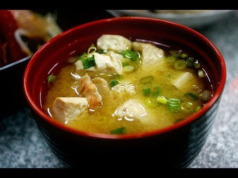 Japanese Miso Soup Recipe How to cook japanese miso soup and other ...