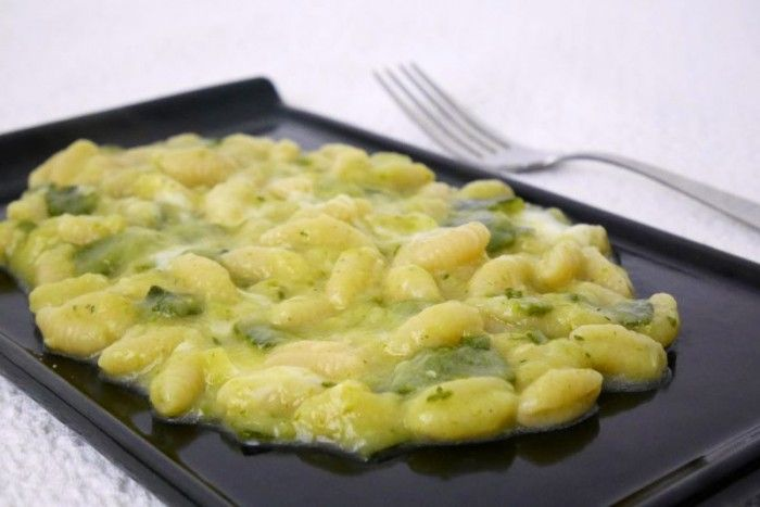Pasta risottata alle zucchine