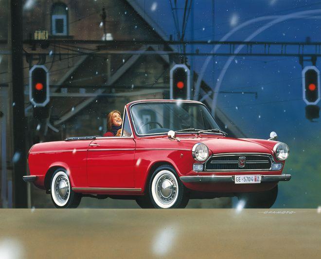 1967 Daihatsu Compagno Spider  ⇆ 180 gb https://de.pinterest.com/scub40/classic-cars/