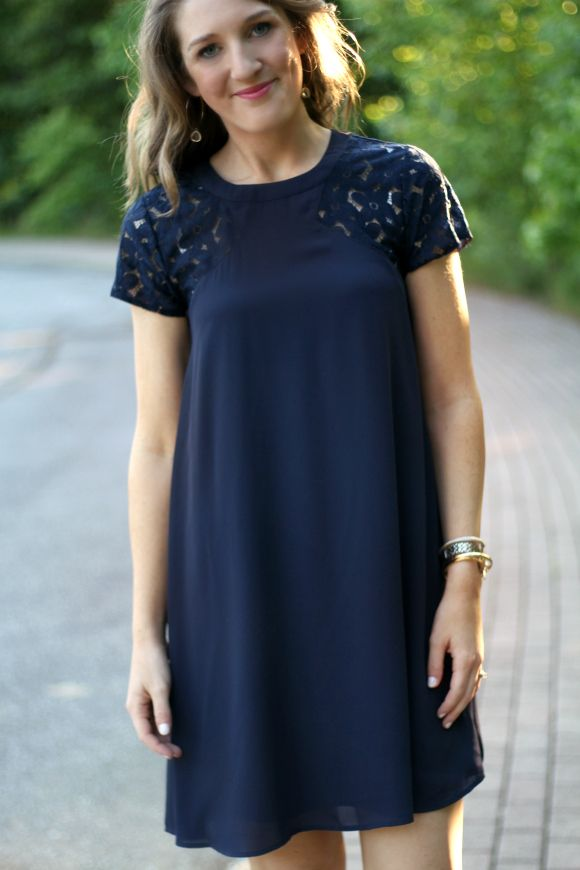 Stylist please send this in my next Stitch Fix May Doe & Rae Wesley Lace Dress -Jessie
