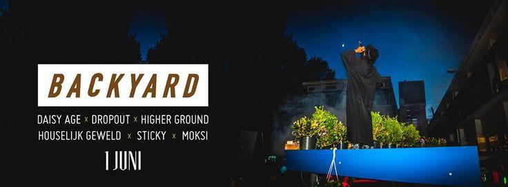 22STARS staat zondag 01 juni bij Backyard! Backyard is een intiem minifestival dat zich uit in een muzikaal feest met lekker eten, leuke mensen in een heerlijke rauwe setting. Tijdens Backyard kunnen bezoekers dan ook genieten van een expositie, een ondernemersmarkt, eten, muziek, mensen en heel veel activiteiten.