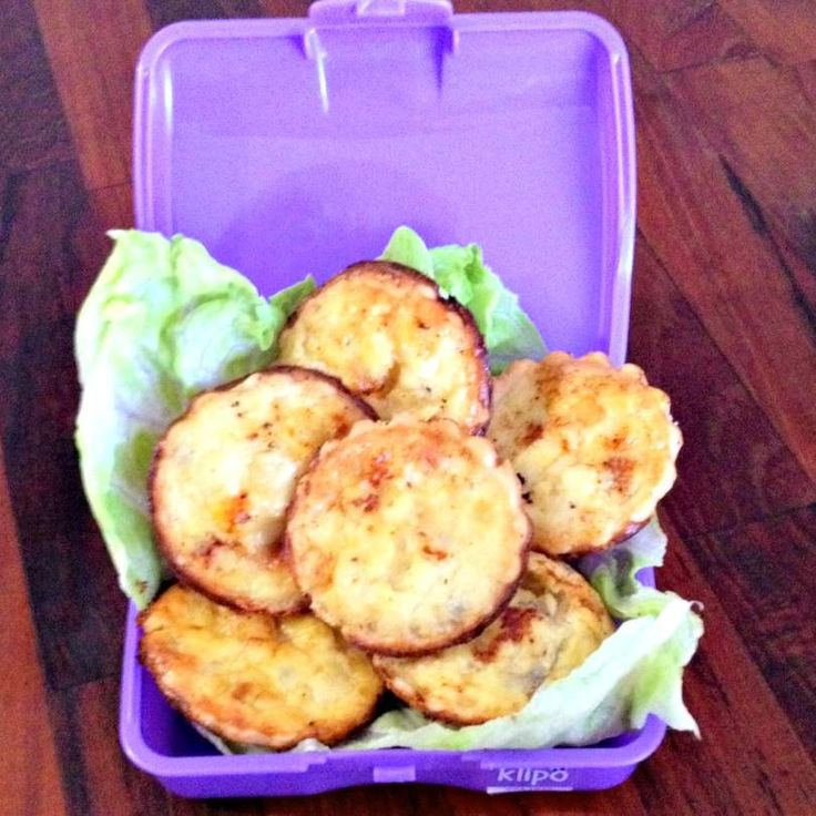Recipe Little Fingers Lunch Box Quiche by Katiekategriffiths - Recipe of category Baking - savoury