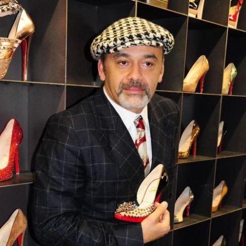 Christian Louboutin El creador de los zapatos con suela roja <3