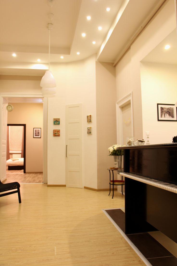 Reception area - vintage style