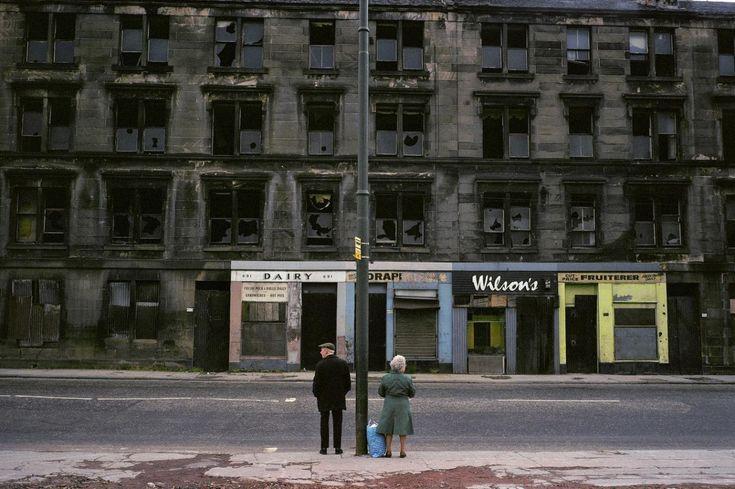 Glasgow - 1980 - Raymond Depardon