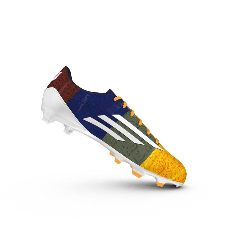 Adidas F10 Messi CL Edition Football Boots FG (Blaugrana)