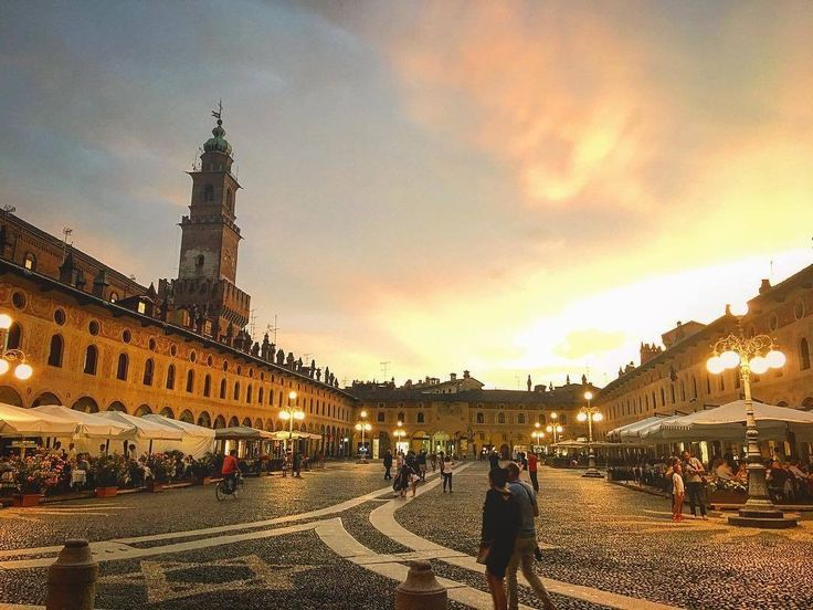 Sunset in Vigevano  Use #SummerinLombardia to share your photos from the region and look for travel inspiration for your next vacation! Location  Vigevano Pavia .  by @rofranza . #inLombardia #Lombardia #pavia #visitpavia @visitpavia #summer #vigevano #beautifuldestinations #beautifulplaces #top_italia_foto #ig_worldclub #ig_lombardia #ig_italia #igerspavia #igerslombardia #igersitalia #italia #italy #whatitalyis #ilikeitaly #yallerslombardia #yallersitalia #stayandwander #wonderful_places…