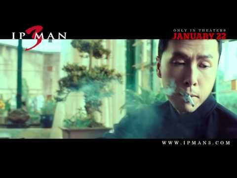 M.A.A.C. – Final Trailer For IP MAN 3 Starring DONNIE YEN. UPDATE: Exclusive Clip