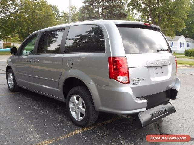 2013 Dodge Grand Caravan SXT Handicap Accessible Ramp Van #dodge #grandcaravan #forsale #canada