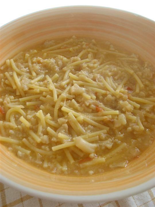 Pasta e cavoli presentazione http://www.ledolciricette.it/2013/11/22/pasta-co-cavolfiore/14524