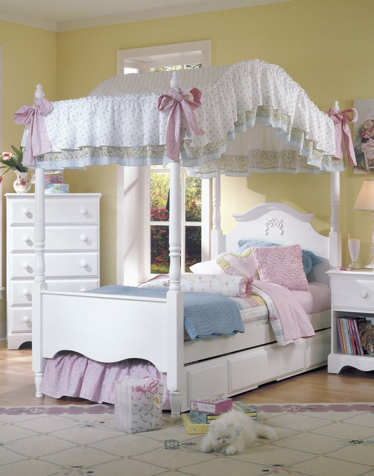 best 25 princess canopy ideas on pinterest princess. Black Bedroom Furniture Sets. Home Design Ideas