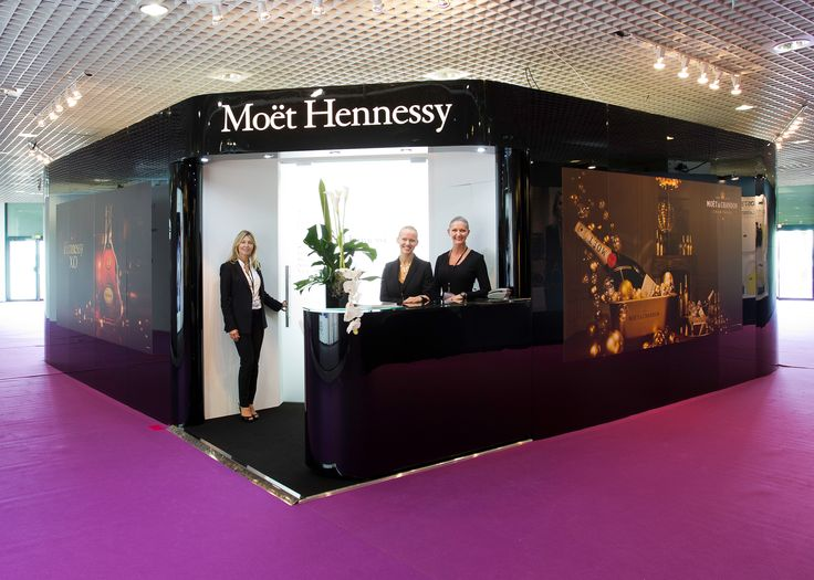 Stand - MOËT HENNESSY