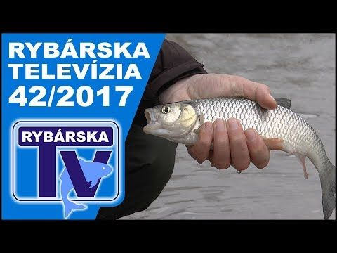 Rybárska Televízia 42/2017 - relácia pre rybárov o rybách a rybolove