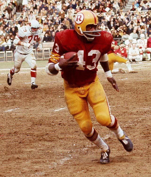 Larry Brown - Washington Redskins (1970) by SI