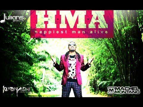 "Machel Montano - HMA (HAPPIEST MAN ALIVE) ""2014 Soca Music"" (Produced By Kubiyashi) - YouTube"
